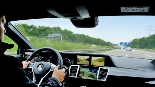 Is It Time For Technology To Replace A Car's Side Mirrors?