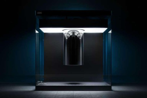 IBM's First Commercial Quantum Computer