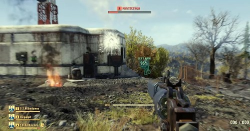 Boy, Does Fallout 76's Real-Time VATS System Look Terrible