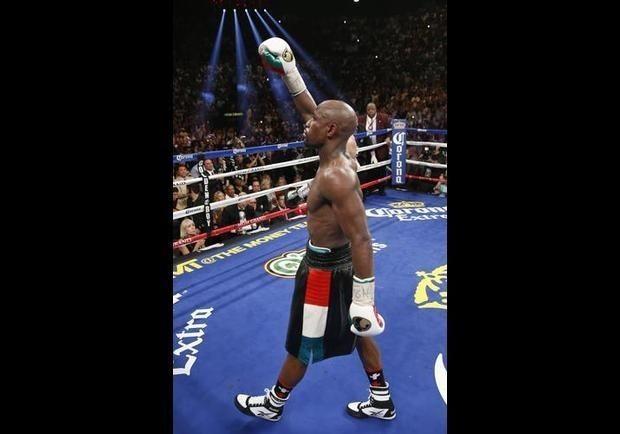 #1 Floyd Mayweather
