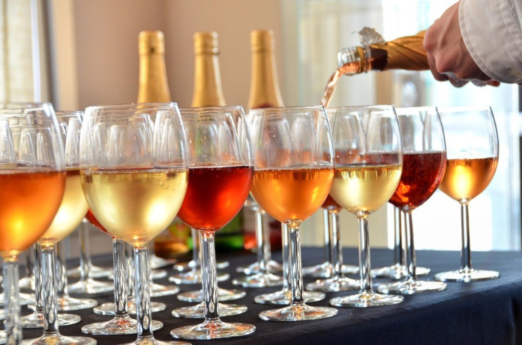 What's The Deal With Orange Wine?