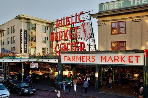 Secret Food Finds At Seattle's Historic Pike Place Market