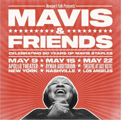 Mavis Staples, 80 years Young, Takes Us There