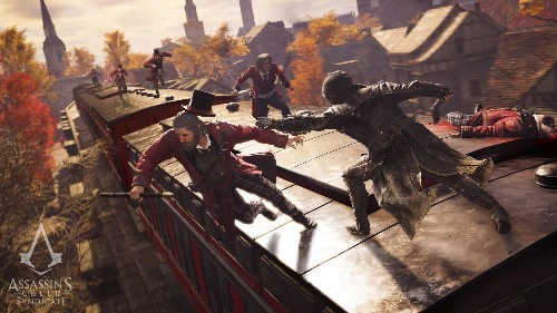 'Assassin's Creed: Syndicate' Is Simply The Best-Looking Game On Xbox One Or PS4
