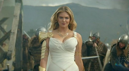 A $40M Ad Budget Buys 'Game of War: Fire Age' Kate Upton