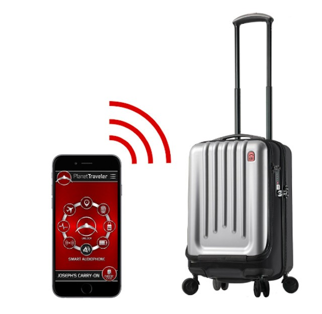 These Luggage Trackers Will Make Sure You Never Lose a Bag Again