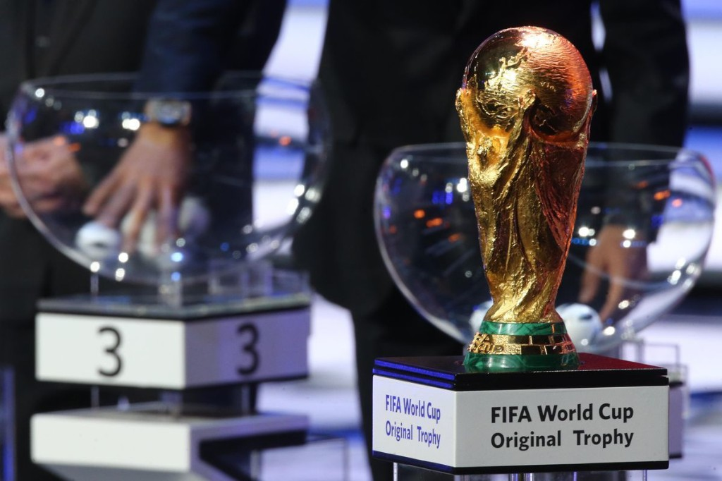 France And Italy Confirmed Among Seeds For World Cup Qualifying Draw