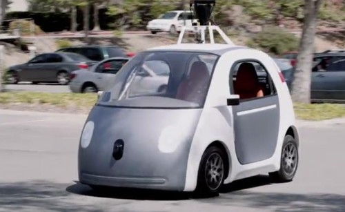 Google's Plan To Rid The World Of Steering Wheels Isn't So Crazy After All