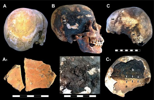 Mt. Vesuvius Eruption Exploded Skulls And Vaporized Bodies, Roman Archaeologists Find