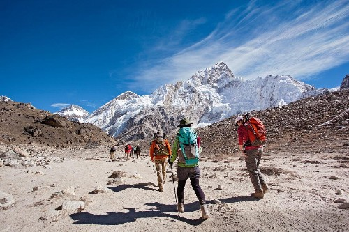 Everest Base Camp with REI Adventures