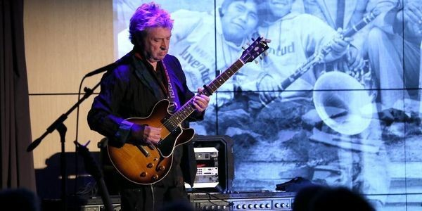 Andy Summers Merges Music And Photography Into A Work Of Art