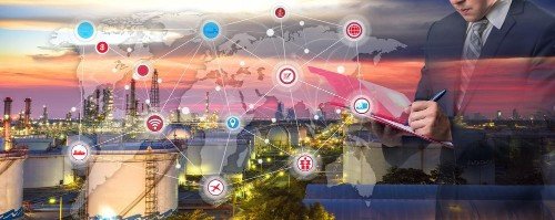 Refining The Oil And Gas Industry With IoT