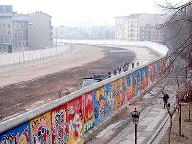 Germany Celebrates 25 Years Since Berlin Wall Fall