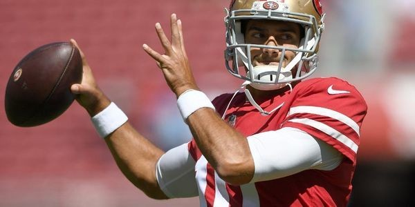 Jimmy Garoppolo Talks 49ers Training Camp, Brian Urlacher And Other Greats