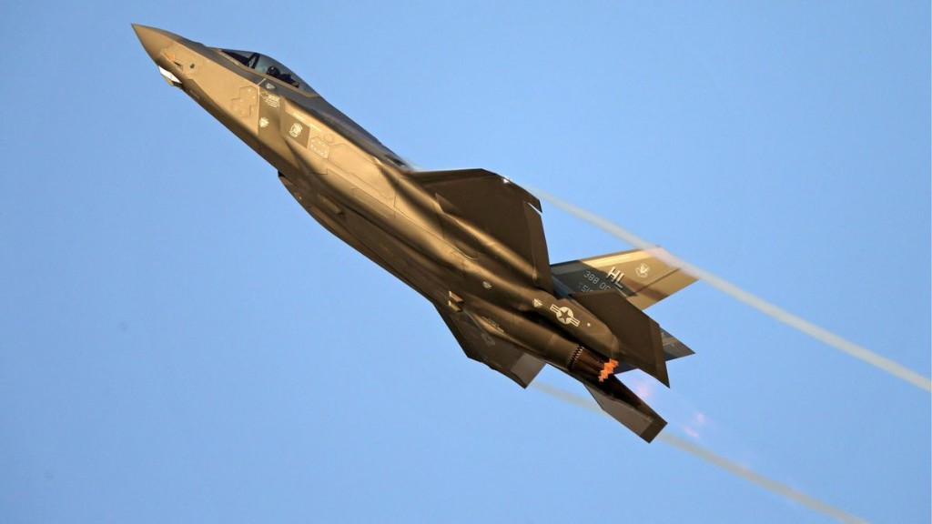 State Department Approves Sale Of F-35 Jets For UAE, Israel May Get Access To Missile Defense Satellites