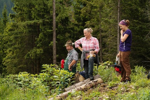 How German Hikers Walk The Talk For Mountain Forest Conservation And Sustainable Consumption