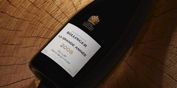 Wines Of The Week: Champagne Bollinger La Grande Année 2008 And Cheval Des Andes 2015