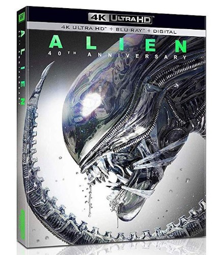 'Alien' 4K Blu-ray To Benefit From New Picture-Boosting Feature - But Only If You Have The Right TV