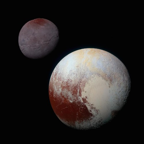 Scientists Celebrate Pluto's Discovery With A Retrospective Of Its Greatest Images