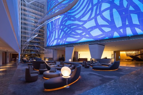 The Conrad New York: Great Harbor Views In A Neighborhood Coming Into Its Own