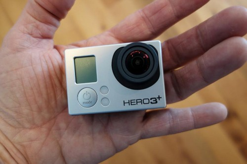 GoPro Shows How to Win by Losing Control