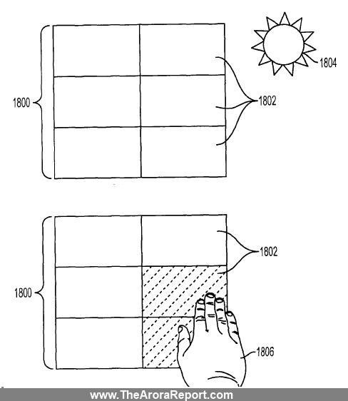 Patent Approval Paves Way For Apple To Fire Up Solar Powered iPhone