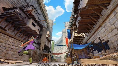 'Dragon Quest XI' Looks Incredible In Latest Screenshots