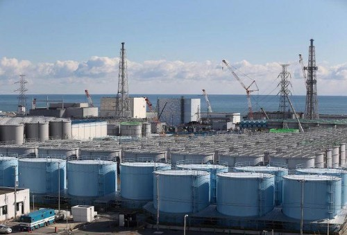 It's Really OK If Japan Dumps Radioactive Fukushima Water Into The Ocean