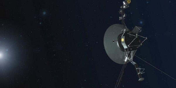 NASA's Voyager-1 Spacecraft Opens Door On New Way To Look For Dark Matter