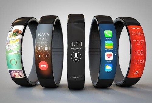 Flexible Sapphire Glass And Simpler OS Will Make iWatch More Fuelband Than Gear