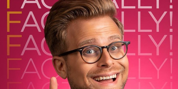 Adam Ruins This Interview: A Discussion With Adam Conover About His New Podcast 'Factually'