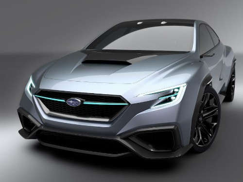 Set For 2020 Debut, Aggressively Styled Subaru WRX STI To Get New Engine And Platform