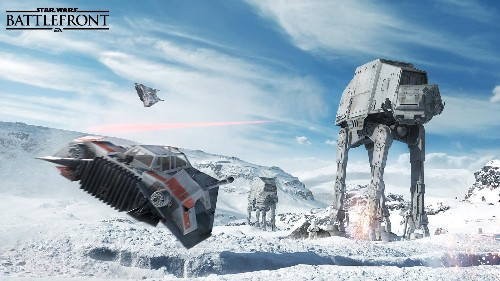 EA Teases X-Wings And New Gameplay Mode For 'Star Wars: Battlefront'