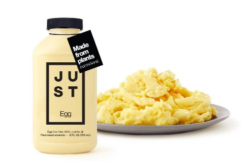JUST Egg Is On A Roll, Announces New Partnership With Bareburger And Silver Diner