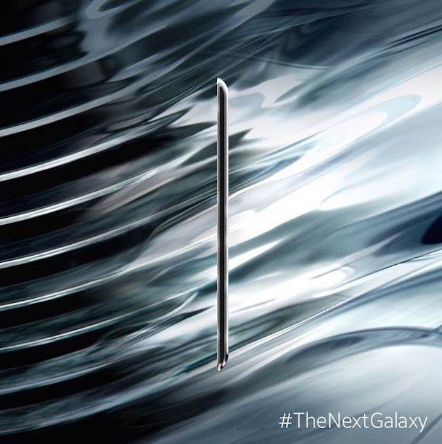 Samsung Releases Galaxy S6 Teasers That Appear To Confirm Metal Design And Curved Displays