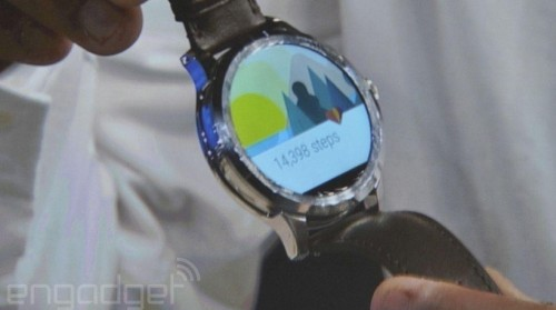 Fossil and Intel Team Up For Android Wear Smartwatch