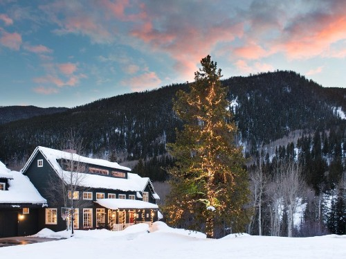 Rent This Hollywood Star's $30,000-Per-Night Compound In Aspen