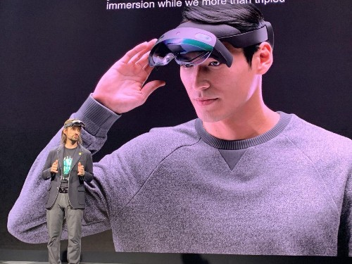 Hololens 2: Microsoft's Enterprise AR Power Play For Windows Mixed Reality