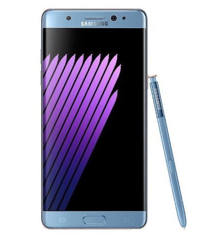 How The Samsung Galaxy Note 7 Handles Speed, Scratch And Drop Tests