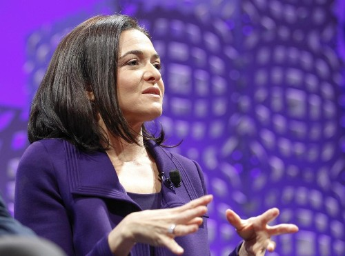 Sheryl Sandberg On Growth: Facebook And Instagram Now; WhatsApp, Messenger Later