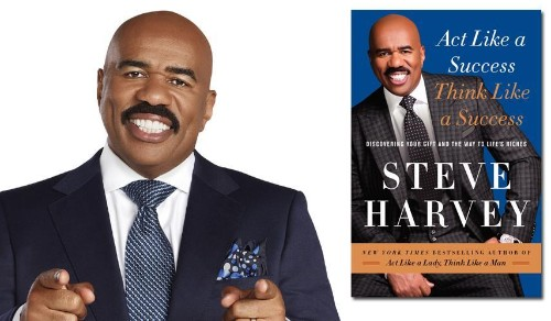 Steve Harvey: Why Entrepreneurs Should Discover Their Unique Gift First
