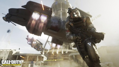 'Call Of Duty: Infinite Warfare' Developers Talk Campaign, Space Combat, And More