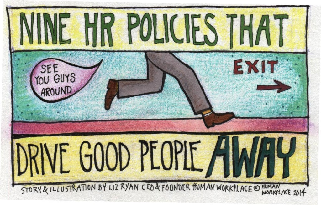 Human Resource - Magazine cover