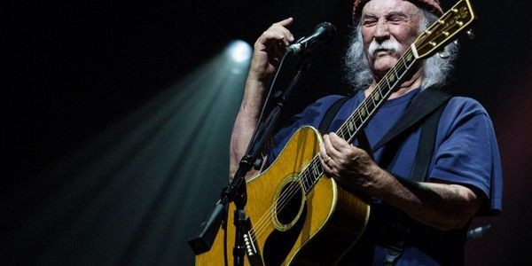 Free, Outdoor NYC Concerts In August To Feature David Crosby, Patty Griffin, Anais Mitchell, Others