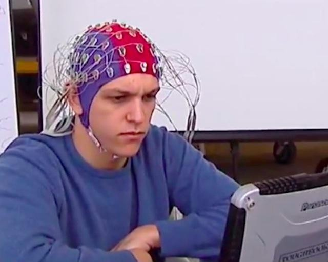 Mind-Controlled Drone Scientists Work On Groundbreaking Flight