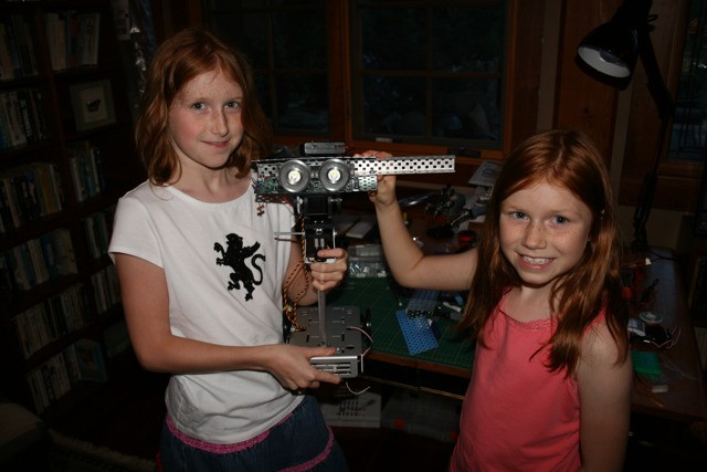 BIF 10: Who Needs A Paper Route When You Can Start A Robotics Company?