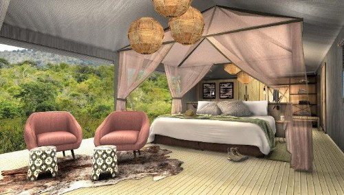 Exclusive Look Inside The New Magashi Luxury Tented Camp In Rwanda