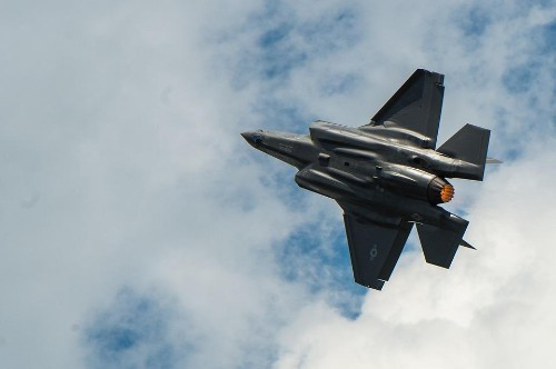 How The Air Force Could Become The Biggest Threat To The F-35 Fighter's Success