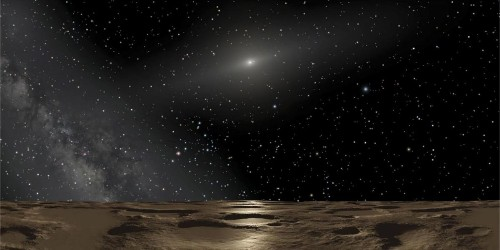 Super-Earth In Outer Solar System Is Incredibly Unlikely
