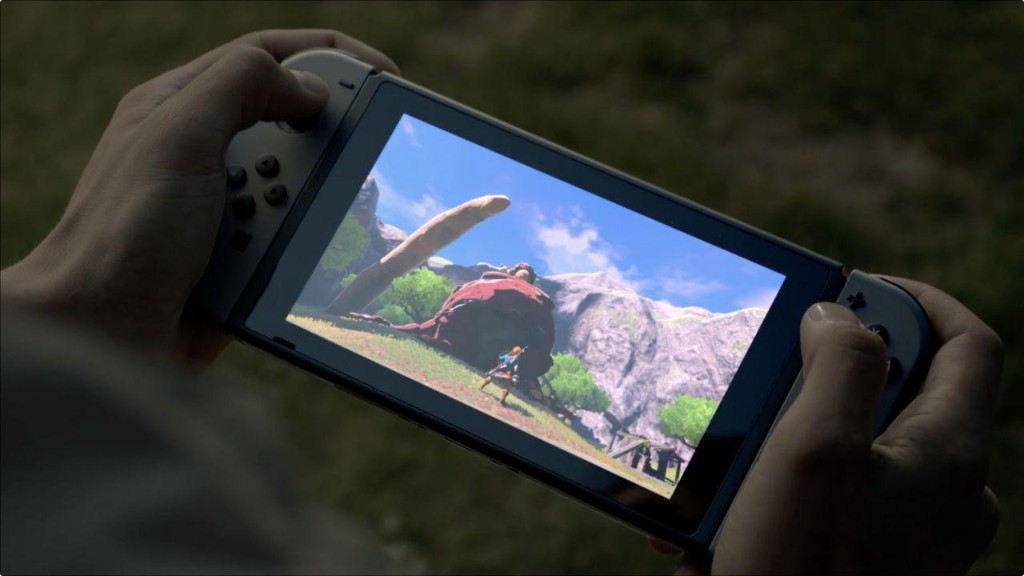 The Nintendo Switch Is Already Changing How I Want To Play Games